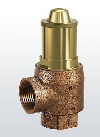 Мембранные предохранительные клапаны  Серия 651mWIK