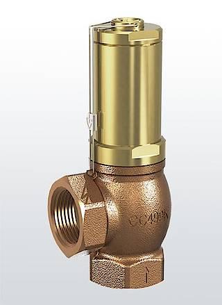 Перепускные и регулирующие клапаны Серия 617
