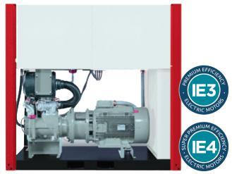 высокоэффективные двигатели TEFC IP55 категории IE3 или IE4