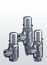 Перепускные и регулирующие клапаны Серия 418
