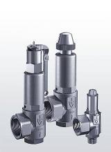 Предохранительные клапаны с гофрированным чехлом Серия 451bH