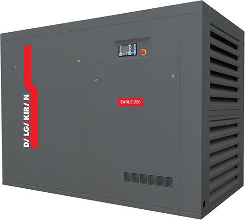 Воздушный винтовой безмасляный компрессор DALGAKIRAN серии EAGLE 220