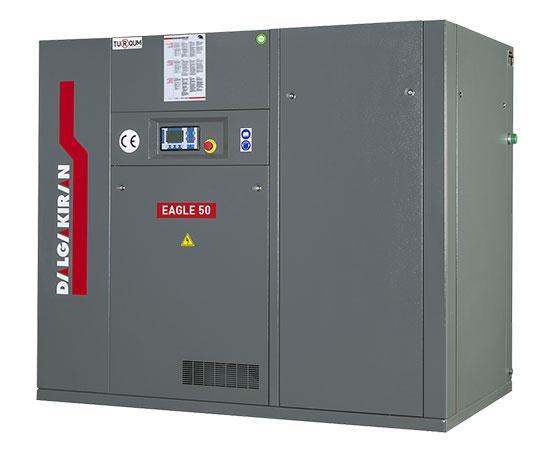 Воздушный винтовой безмасляный компрессор DALGAKIRAN серии EAGLE 50