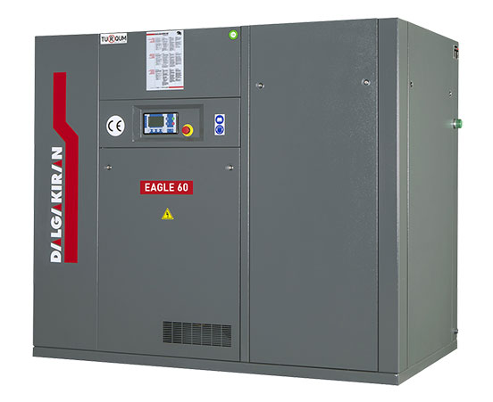 Воздушный винтовой безмасляный компрессор DALGAKIRAN серии EAGLE 60