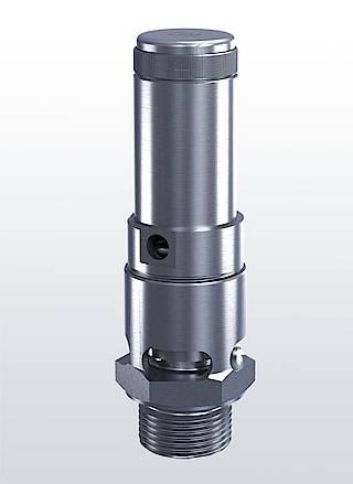 Высокопроизводительные предохранительные клапаны Серия 410