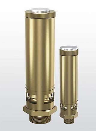 Высокопроизводительные предохранительные клапаны Серия 812